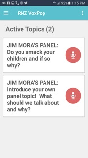 JMora's Panel